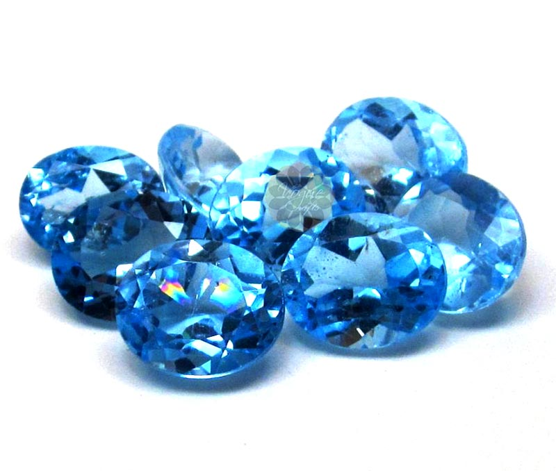 Vogue Crafts & Designs Pvt. Ltd. manufactures Blue topaz at wholesale price.