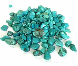 Vogue Crafts and Designs Pvt. Ltd. manufactures turquoise at wholesale price.