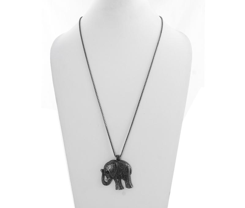 Latest Design Jewelry - The Elephant Pendant .