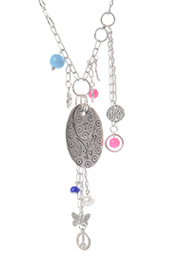 Vogue Crafts and Designs Pvt. Ltd. manufactures Dainty Charms Pendant at wholesale price.