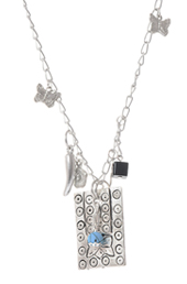 Vogue Crafts and Designs Pvt. Ltd. manufactures Charms and Chain Pendant at wholesale price.