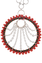 Vogue Crafts and Designs Pvt. Ltd. manufactures Circle of Life Pendant at wholesale price.