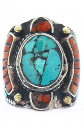 Vogue Crafts and Designs Pvt. Ltd. manufactures Coral Sticks Ring at wholesale price.