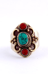 Vogue Crafts and Designs Pvt. Ltd. manufactures Couple of Coral Ring at wholesale price.