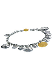 Vogue Crafts and Designs Pvt. Ltd. manufactures Silver Charms Bracelet at wholesale price.