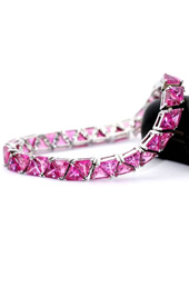 Vogue Crafts and Designs Pvt. Ltd. manufactures Vintage Sterling Silver Bracelet at wholesale price.