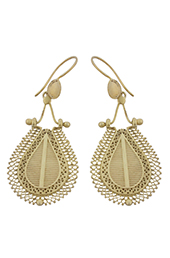Vogue Crafts and Designs Pvt. Ltd. manufactures Designer Filigree Silver Earrings at wholesale price.