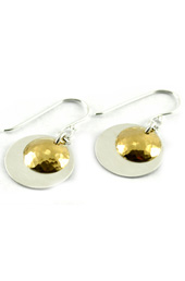 The Golden Dot Earrings