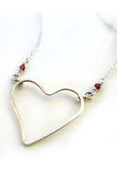 Vogue Crafts and Designs Pvt. Ltd. manufactures Vintage Heart Silver Pendant at wholesale price.