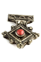 Vogue Crafts and Designs Pvt. Ltd. manufactures Tibetan Silver Pendant at wholesale price.