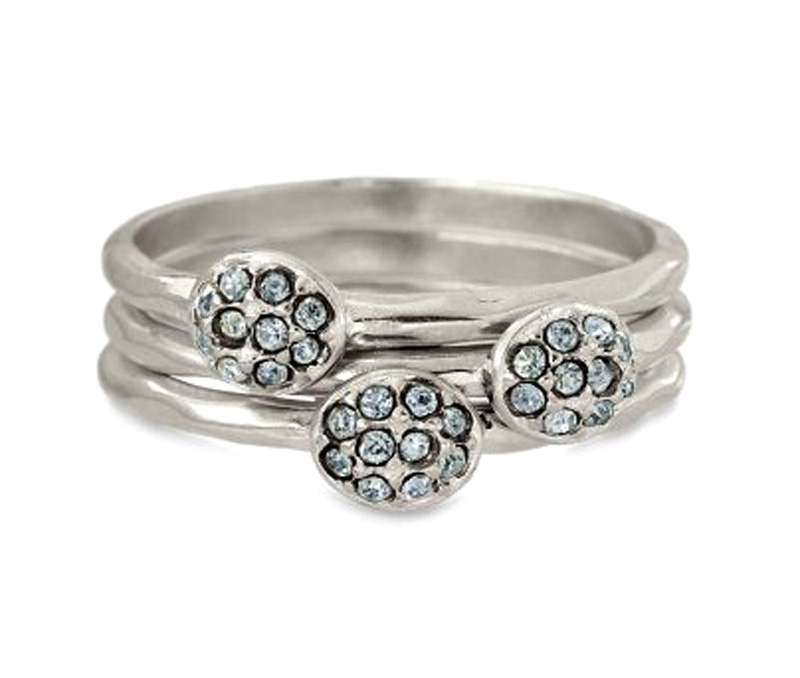 Latest Design Jewelry - Classic Silver Ring .