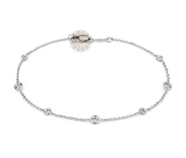 Vogue Crafts and Designs Pvt. Ltd. manufactures Classic Silver Anklet at wholesale price.