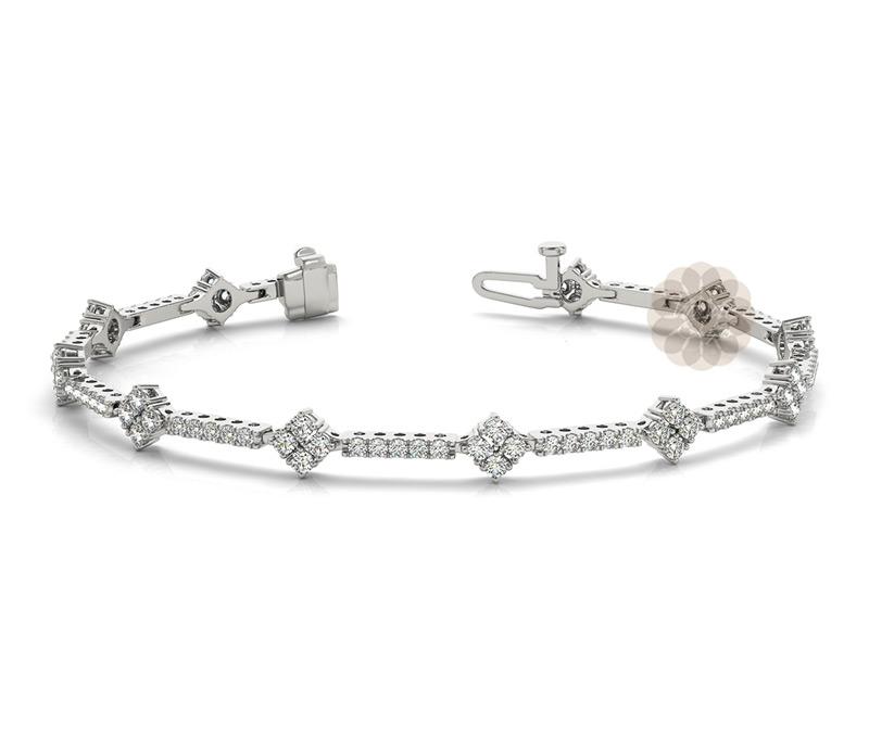 Vogue Crafts & Designs Pvt. Ltd. manufactures Designer Silver Anklet at wholesale price.