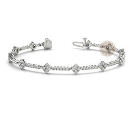 Vogue Crafts and Designs Pvt. Ltd. manufactures Designer Silver Anklet at wholesale price.