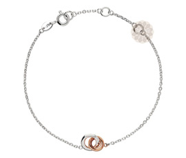 Vogue Crafts and Designs Pvt. Ltd. manufactures Fashionable Silver Anklet at wholesale price.