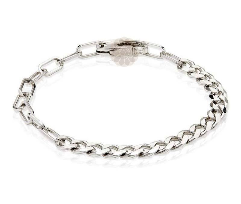 Vogue Crafts & Designs Pvt. Ltd. manufactures Silver Link Bracelet at wholesale price.