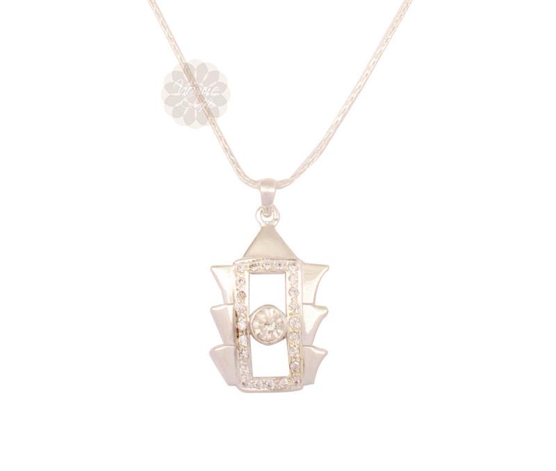 Vogue Crafts & Designs Pvt. Ltd. manufactures Designer Silver Pendant at wholesale price.