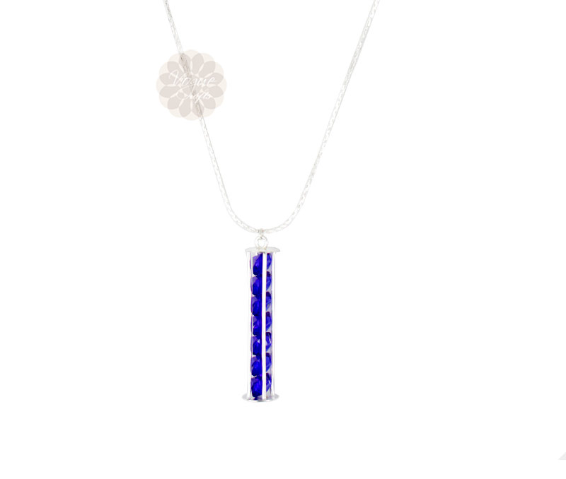 Buy sterling silver blue stone pendant at wholesale prices sterling silver blue stone pendant aloadofball Image collections
