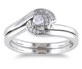 Vogue Crafts and Designs Pvt. Ltd. manufactures Double Band Silver Ring at wholesale price.